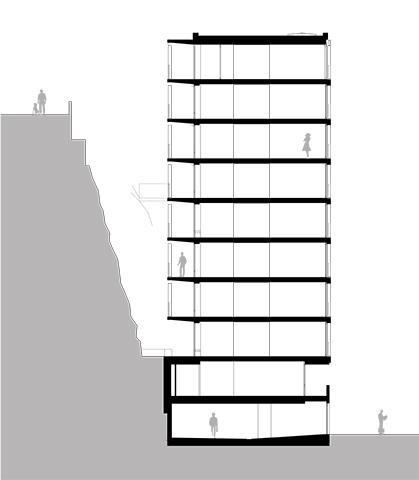 plan etage type